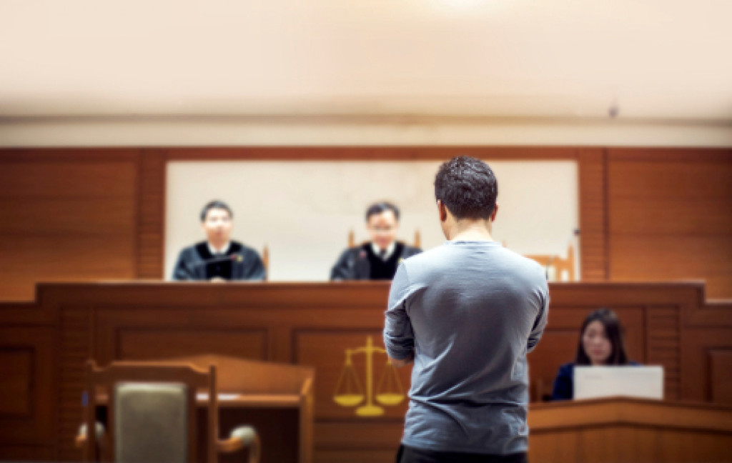 court discussion