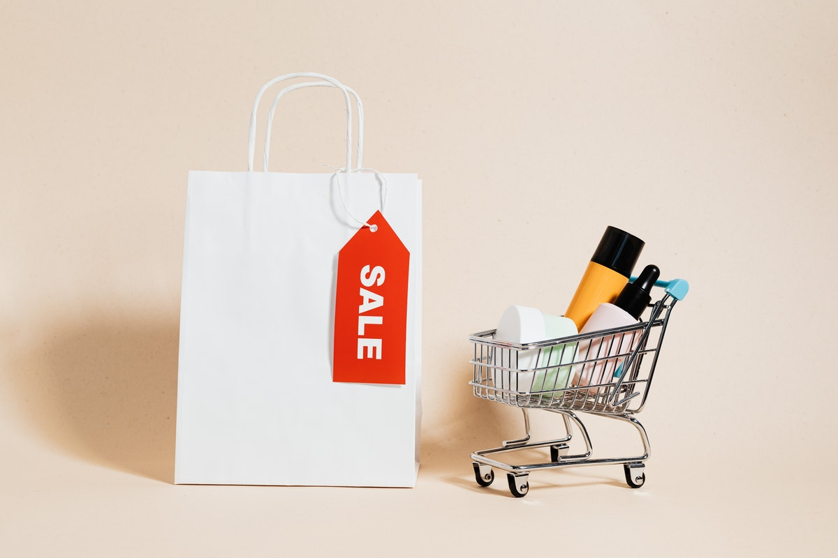 product sale